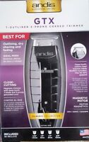 ANDIS GTX T-OUTLINER 3-PRONG CORDED TRIMMER BLACK #04775 OUTLINING CLOSE CUTTING