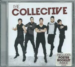 """COLLECTIVE,THE """" SELFTITLED """" 2012 ONE & ONLY OZ DEBUT CD LIKE NEW"""