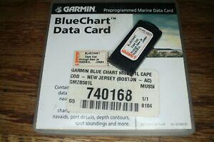 Garmin BlueChart Data Card - MUS501L Cape Cod, New Jersey