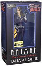 Batman: the Animated Series Talia Al Ghul Femme Fatales Statue - Limited Edition