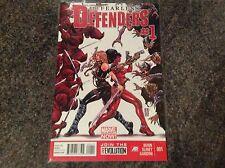 Defenders Comic #1! Look In The Shop!