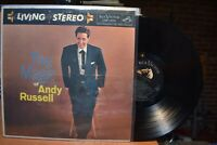 Andy Russell The Magic of Andy Russell LP RCA LSP-1470 Stereo