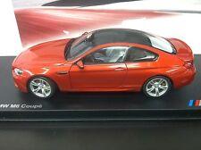 BMW Genuine OEM BMW Miniature M6 1:18 F13 Co 80-43-2-218-738