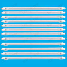 12x 400W Halogen Heater Replacement Tube 195mm Fire Bar Heater Lamp Element Bulb