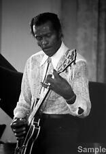 Chuck Berry Guitarist Musician Rock n Roll Legend Music Photo Print
