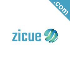 ZICUE.com 5 Letter Premium Short .Com Marketable Domain Name