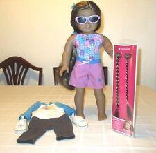 "AMERICAN GIRL 18"" Kanani DOLL -  GIRL OF THE YEAR - 2011, Very Pretty"