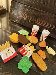 McDonalds Play Food Lot
