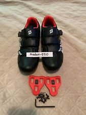 Peloton Bike Cycling Shoes w/ Cleats Unisex Size 41 BRAND NEW IN BOX /