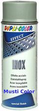 Lackspray Edelstahlspray Effektlack Spray Inox Schutzlack Effect Edelstahllack