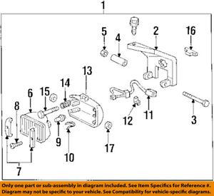GM OEM-Headlight Assembly 11513798