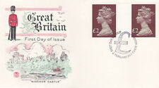 First Day of Issue Architecture Great Britain Stamps