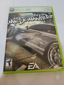 Need for Speed Most Wanted (Xbox 360) Complete - Tested -