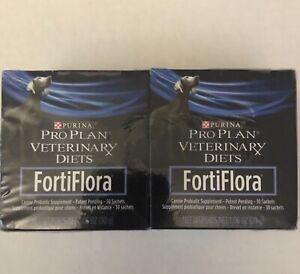 Purina Fortiflora Dog Nutritional Dual Pack 30 Sachets Each