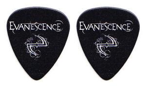 Evanescence Promotional Black Guitar Pick
