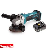Makita DGA452Z 18v 115mm LXT Angle Grinder With 1 x 3Ah Battery