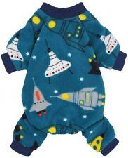 Fitwarm Rocket Pet Clothes for Dog Pajamas PJS Shirts Cat Fleece