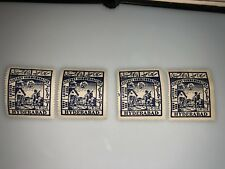HYDERABAD STAMPS Set Of 4