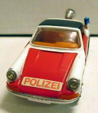 Corgi Toys, 509 Porsche Targa 911S ''Police Car'', (2)  original