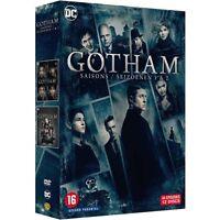 COFFRET DVD SERIE POLICIER NEUF : GOTHAM - SAISONS 1 & 2 INTEGRALE SOUS BLISTER