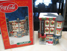 NEW COCA COLA TOWN SQUARE BUILDING - MARTY'S MUSIC & DOWNSTAIRS COIN OP - 2000