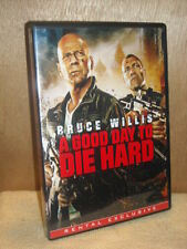 A Good Day to Die Hard (Dvd, 2013) Bruce Willis Jai Courtney action thriller