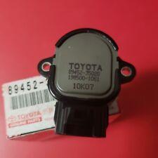 Genuine Toyota Throttle Position Sensor OEM 89452-35020 TPS Real Japan Made New