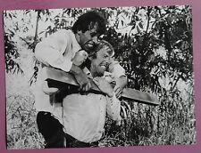 (X281) 7x Pressefotos - Chuck Norris / Ron Silver - Das stumme Ungeheuer (1982)