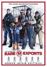 Rare Exports 2010 Finnish dvd with ORIGINAL SHORT FILMS English subtitled new