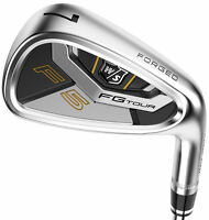 New Wilson FG Tour F5 Forged Iron Set 4-GW Irons Choose LH/RH Flex and Shafts