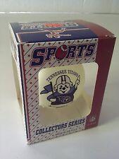"""Tennessee Titans 3"""" NIB 2004 Glass Bulb Ornament NFL Mariota Andrews Walker"""