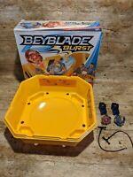 Beyblade Burst Stadium Arena Rare Boxed