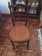 6 sedie modello thonet austriache inizio 900