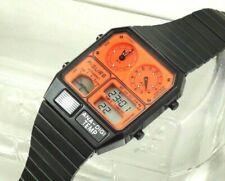 Citizen Ana-Digi-Temp Limited Edition Black Orange Men's Watch JG2002 JG2000