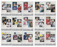 2002-03 Upper Deck Artistic Impressions Common Ground 15 Card Lot NHL Hockey
