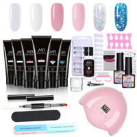 MAD DOLL 15ml  Gel und Gel Nagellack Set Extension Gel Nagellack Kit top&bas