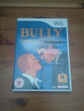 nintendo Wii Bully Scholarship Edition PAL