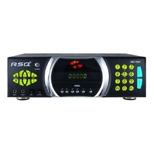 RSQ HD-787 CD+G, DVD, VCD, NEO+G Karaoke  Player with Tempo/Key Control