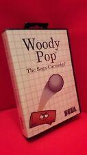 Sega Master Sistema juego woody pop-Conversión