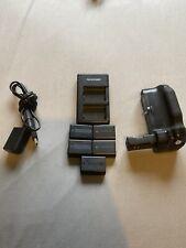 Meike Mk-a7rii Battery Grip for Sony A7rii + Batteries + Dummy Battery Bundle!