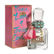 JUICY COUTURE PEACE LOVE AND JUICY COUTURE EDP 100 ML - COD + FREE SHIPPING