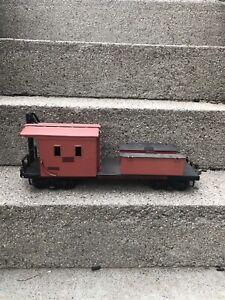 Buddy L T-Reproductions Train FLAT CAR CABOOSE