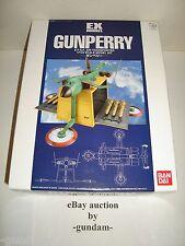 Bandai EX Model Series #9 1/144 scale Gunperry model kit from Mobile Suit Gundam