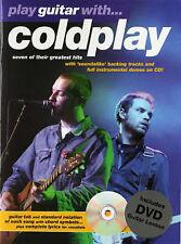 """Suonare la chitarra con """" COLDPLAY """", mon0000032475, NUOVO LIBRO"""