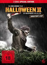 DVD - Halloween II - Director`s Cut - Special Edition / #8203