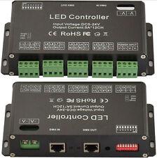 12Channel Easy Rgb Dmx Led controller Dmx decoder&driver Led strip module lamp