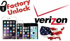FACTORY UNLOCK Service for VERIZON iPhone 7 7+ 6+6 5 5S - CLEAN IMEI FAST 10 min