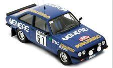 Ford Escort MKII RS 2000 - Yves Loubet/Alemany Monte-Carlo 1981 #57 - Trofeu