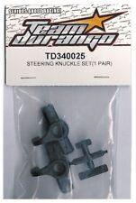 RC Team Durango TD340025 Steering Knuckle 1pr DEX408T DESC410R  DESC410 v2 Truck