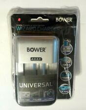 BOWER Digital Universal Wizard Charger Camera Video Phone Car Travel Battery Hub